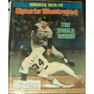 ⚾The 1978 World Series,  Yankees & The Dodgers